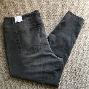 NWT Lane Bryant high rise skinny jeans size 26L